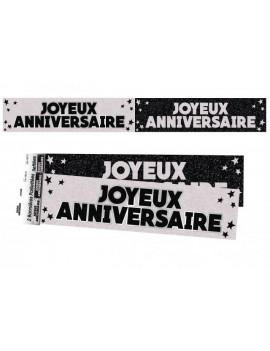 BANNIÈRES JOYEUX ANNIVERSAIRE