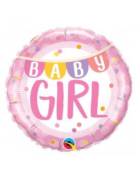 BALLON BABY GIRL