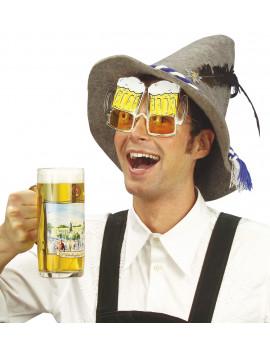 Lunettes chopes de bières