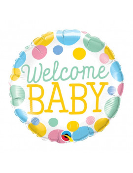 BALLON WELCOME BABY