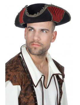 9657-00 CHAPEU PIRATE DE...