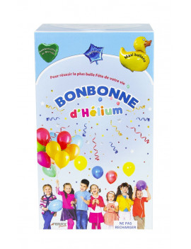 BOUTEILLE HELIUM JETABLE