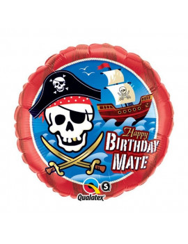 BALLON HAPPY BIRTHDAY PIRATE