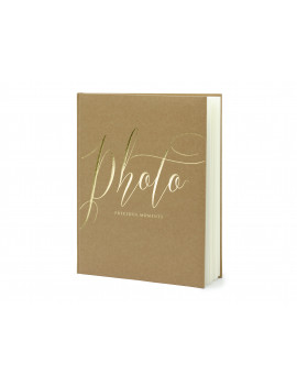 LIVRE PHOTO KRAFT & OR