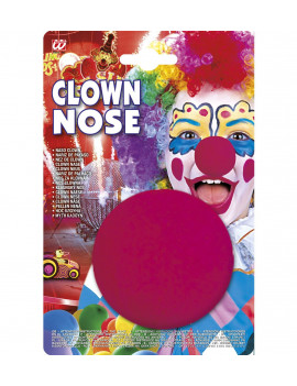 NEZ ROUGE CLOWN