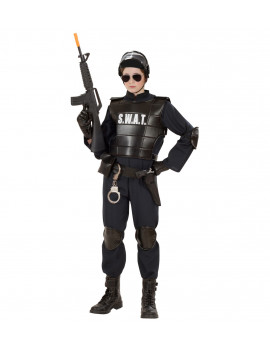 DÉGUISEMENT OFFICIER SWAT