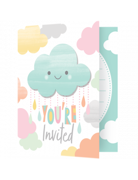 INVITATIONS NUAGE
