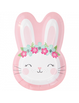 ASSIETTES LAPIN