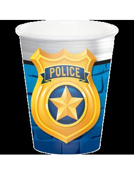 GOBELETS POLICE