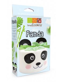 KIT DECO PANDA