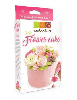 KIT DOUILLES FLOWER CAKE