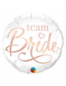 BALLON TEAM BRIDE