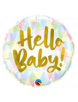 BALLON HELLO BABY !