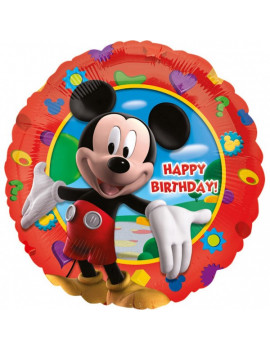 BALLON HAPPY BIRTHDAY MICKEY