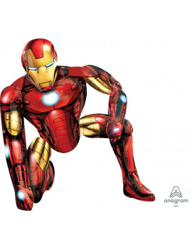 AIRWALKERS IRON MAN