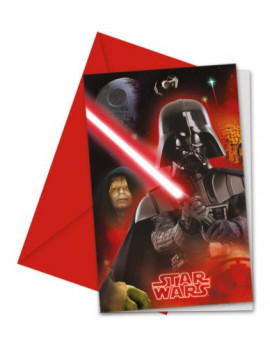 INVITATIONS STAR WARS