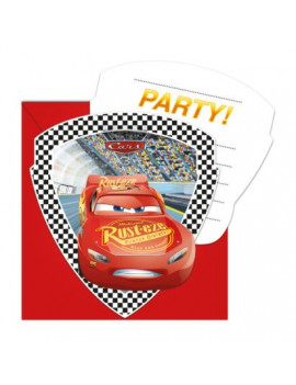 INVITATIONS CARS