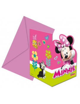 INVITATIONS MINNIE