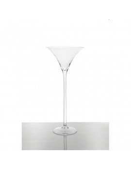 LOCATION VASE VERRE A MARTINI