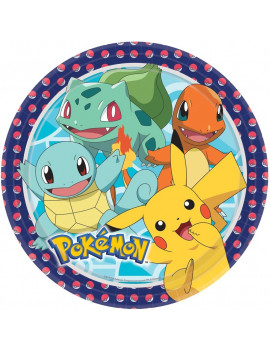 ASSIETTES POKEMON
