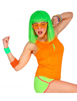 MAILLOT ORANGE FLUO