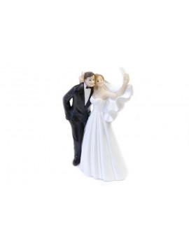 FIGURINE MARIAGE COUPLE SELFIE