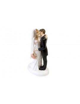 FIGURINE MARIAGE COUPLE QUI...