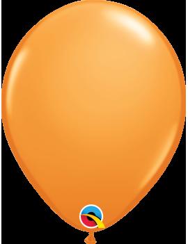 BALLON ORANGE HELIUM