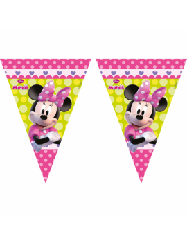 GUIRLANDE FANION MINNIE