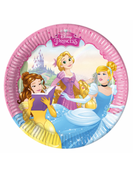 ASSIETTES PRINCESSES DISNEY