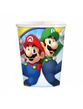 Gobelets Super Mario