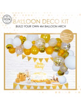 KIT ARCHE BALLONS OR