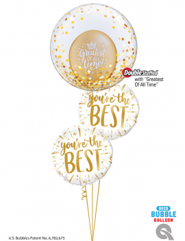 BOUQUET BALLONS YOU'RE THE...