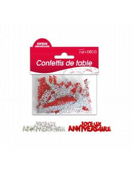 CONFETTIS DE TABLE  JOYEUX...