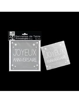 SERVIETTES JOYEUX...