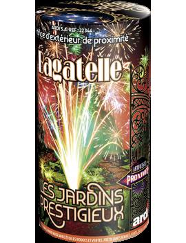 FONTAINE JARDIN BAGATELLE - F2