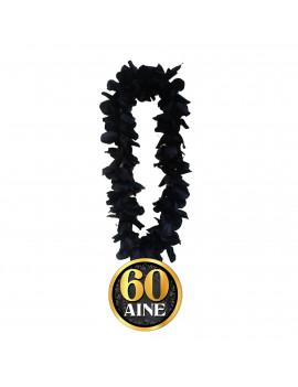 COLLIER DE FLEURS 60 ANS