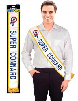 ÉCHARPE SUPER CONNARD