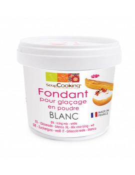 FONDANT POUR GLACAGE BLANC