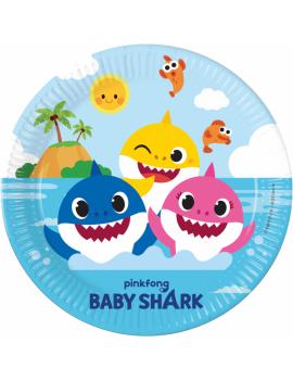 ASSIETTES BABY SHARK