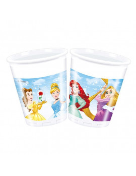 GOBELETS PRINCESSES DISNEY